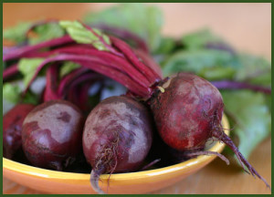 beets and greens photo