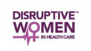image of logo of Disruptive Women in Health Care