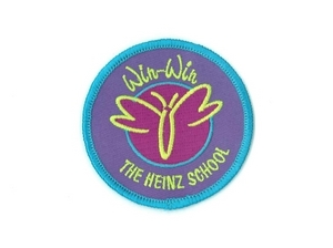 Girl Scout Win-Win patch