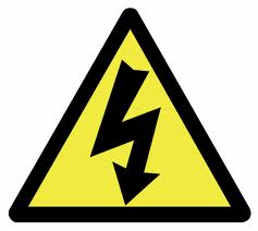 power outage sign image
