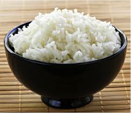bowl of rice image