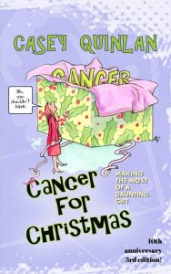 Cancer for Christmas 3rd edition book cover